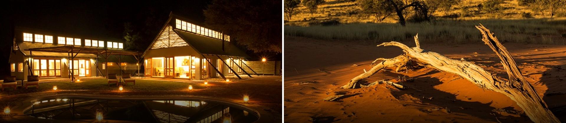 Contact Kalahari Game Lodge